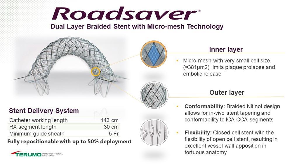 Roadsaver slide